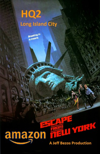 Amazon: Escape From New York!