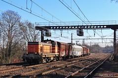 BB(6)64611 - MA80 - Train n°813302 Sens > Paris-Gare-de-Lyon