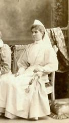 Agnes Glenie sister of Theresa Glenie