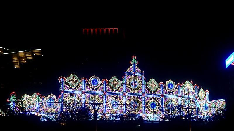 2019台北光之饗宴 Luminarie光雕裝置藝術展