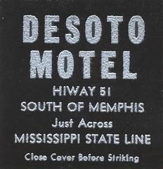 Motel DeSoto - Desoto, Mississippi