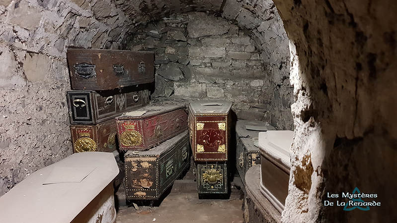 Saint Michan's Vaults