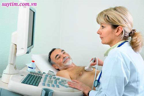 Siêu âm tim giúp phát hiện tình trạng hở van