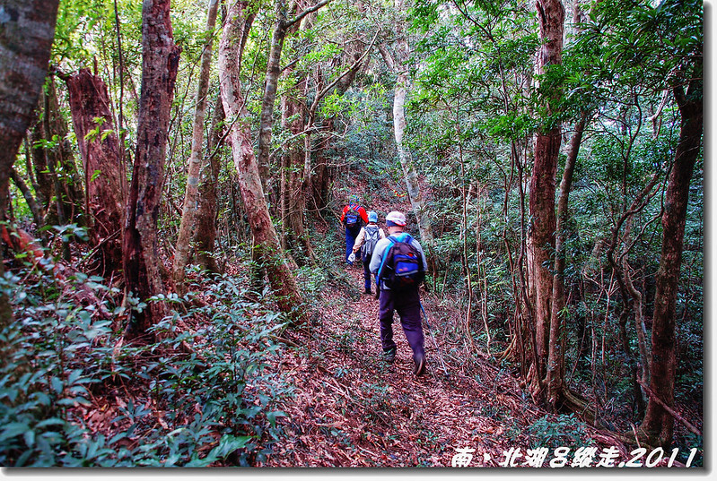 北湖呂與1349峰間五星級步道 1