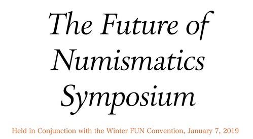 Future of Numismatics video title
