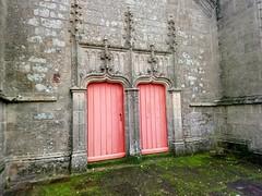 Chapelle Notre-Dame-des-Fleurs à Languidic (Bretagne, Morbihan, France)