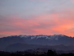 Mountain Above Asturias