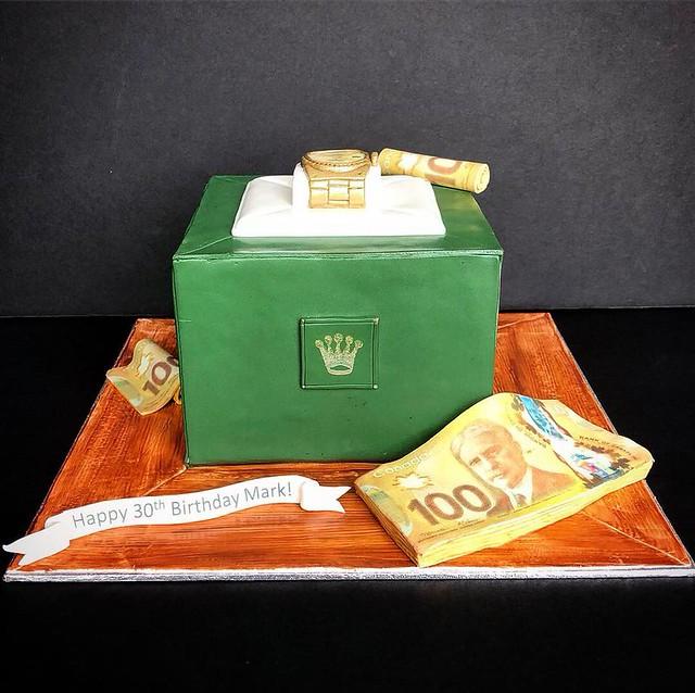 Cake by The Little Baker