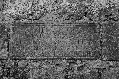 Lápida Romana Sg II