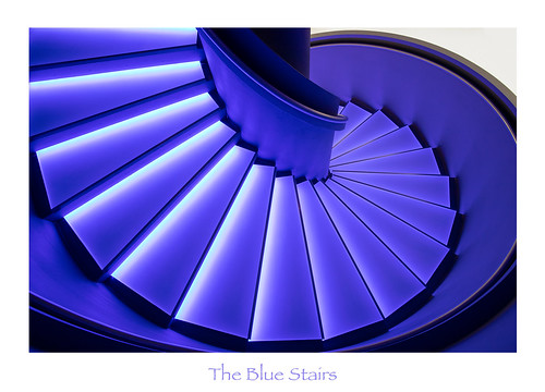 The Blue Stairs