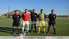ALQUERIAS.CF - 0 - 3 - CD.BURRIANA (Juan Vicente Lopez)