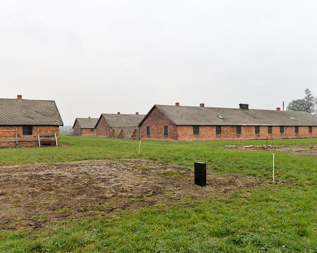 Barracones de Auschwitz-Birkenau