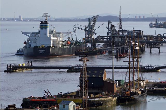 2019-02-21 Docks at Birkenhead