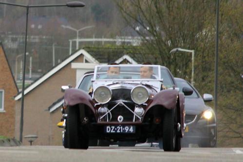 1937 Jaguar 100 SS 3.5 Litre