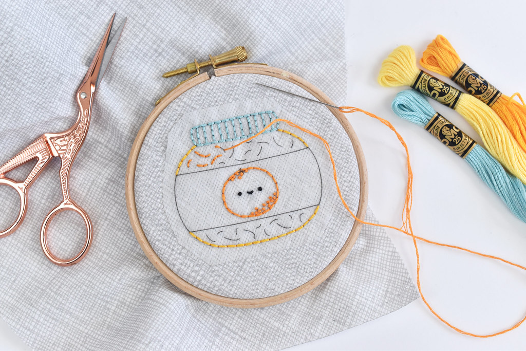2019 January Jam of the Month Pattern