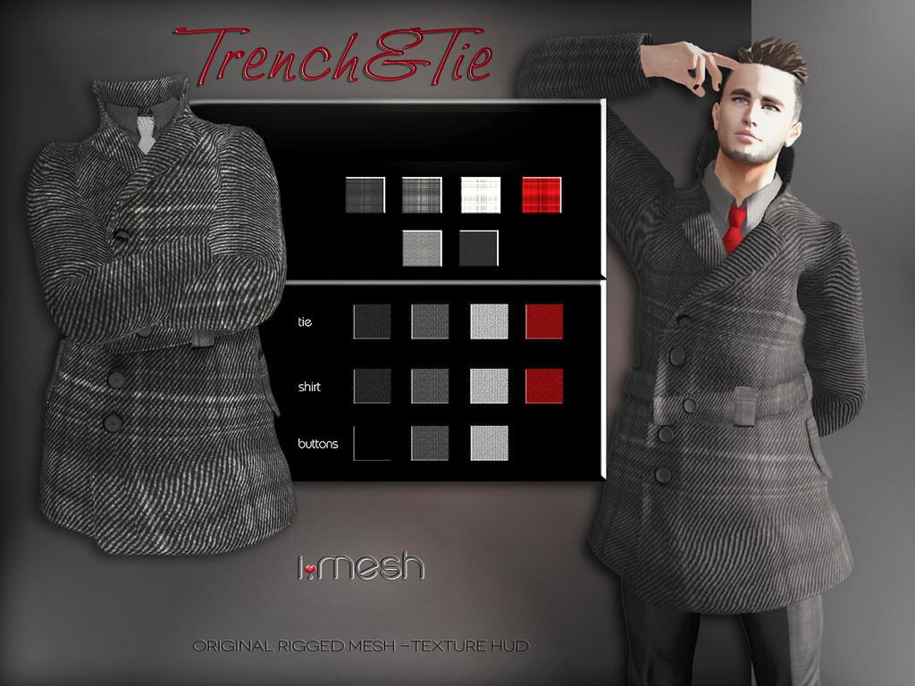 Trench&Tie - TeleportHub.com Live!