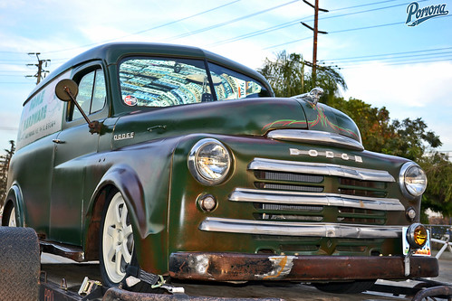 1948 Dodge Panel Truck