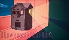 I've seen the light # 1 (1999) - António Olaio (1963)