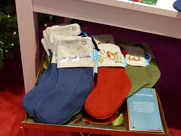 christmas stockings Fortnum and Mason