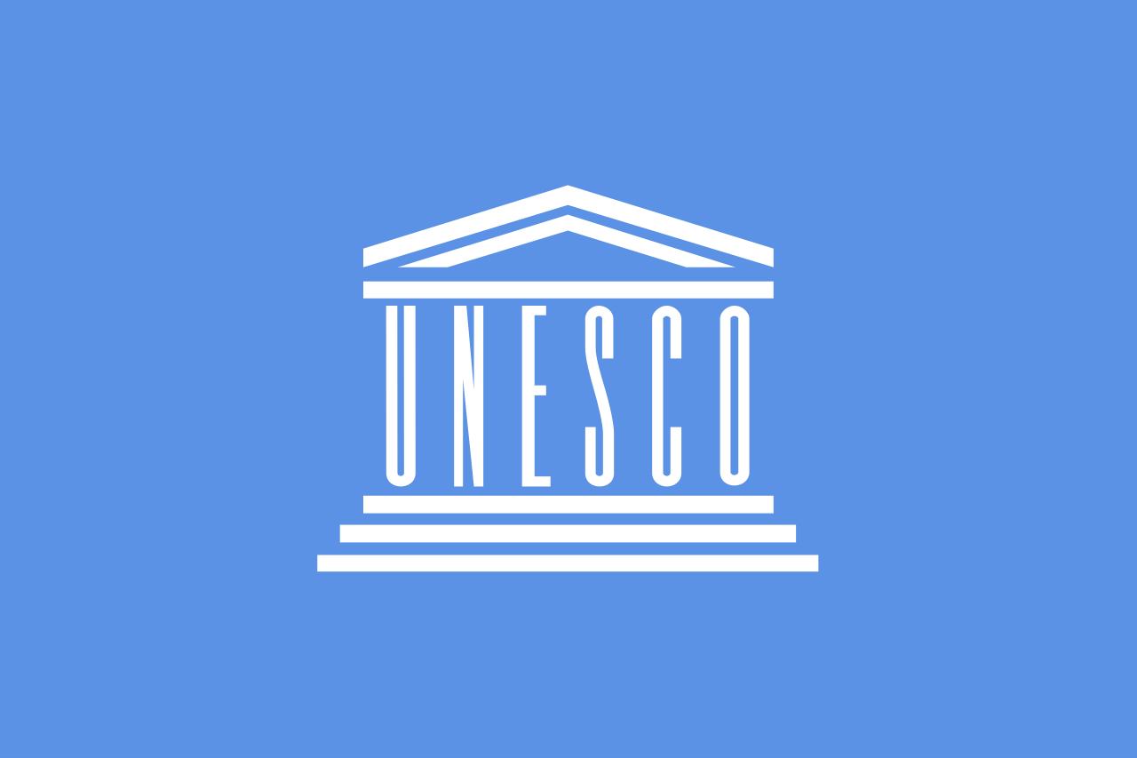 Flag of UNESCO