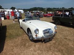 XRO 300 a 1956 1489cc MGA