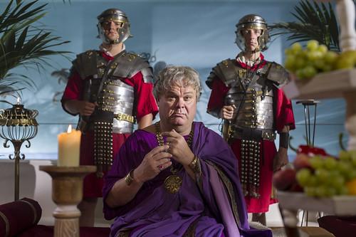 Welkom bij de Romeinen, NTR