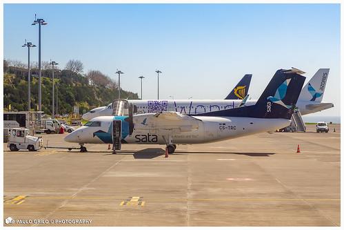 CS-TRC | SATA - Air Acores | De Havilland Canada DHC-8-202Q