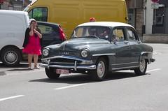 Simca Aronde - Photo of Rety