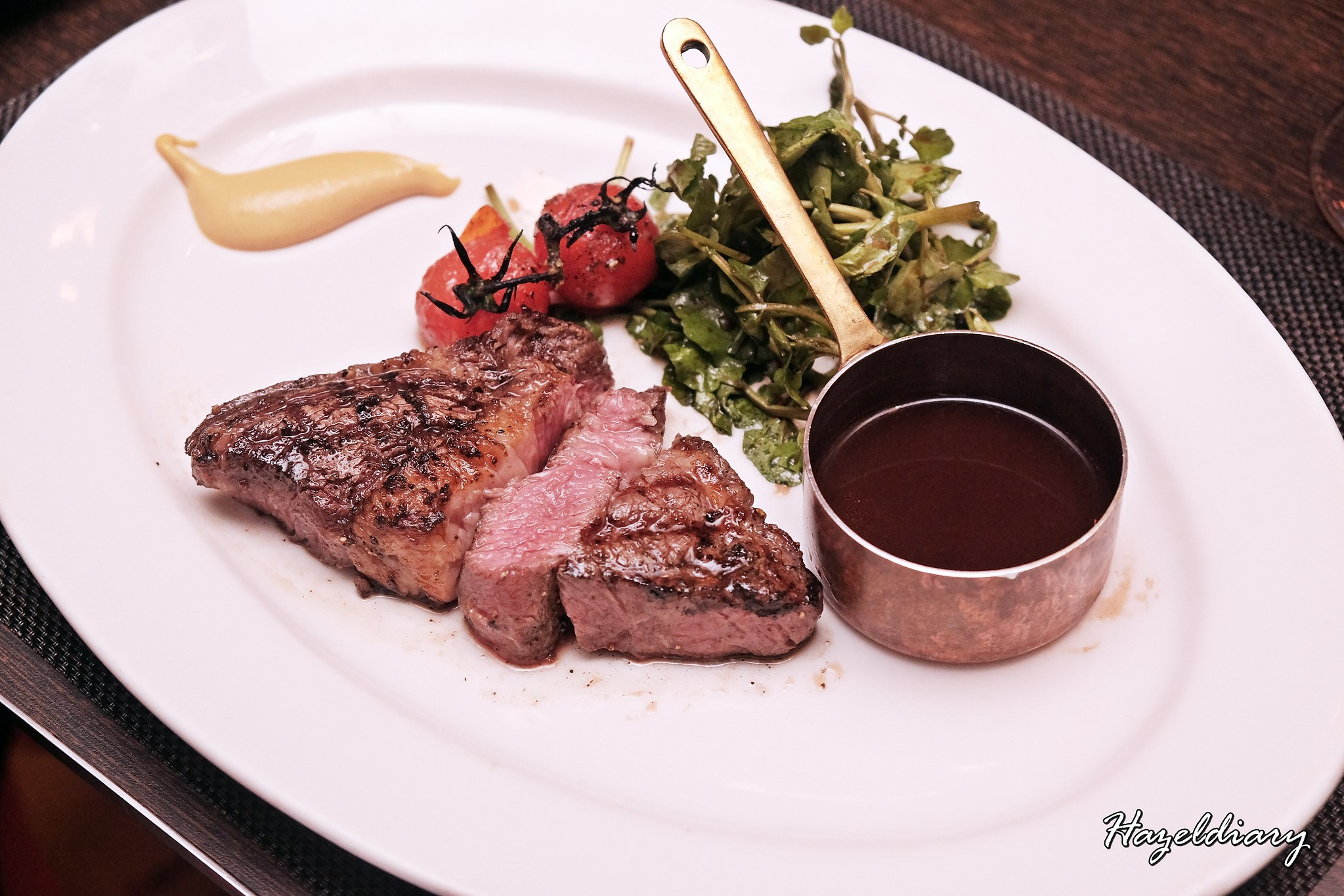 [SG EATS] Wooloomooloo Steakhouse Singapore @ Swissotel The Stamford