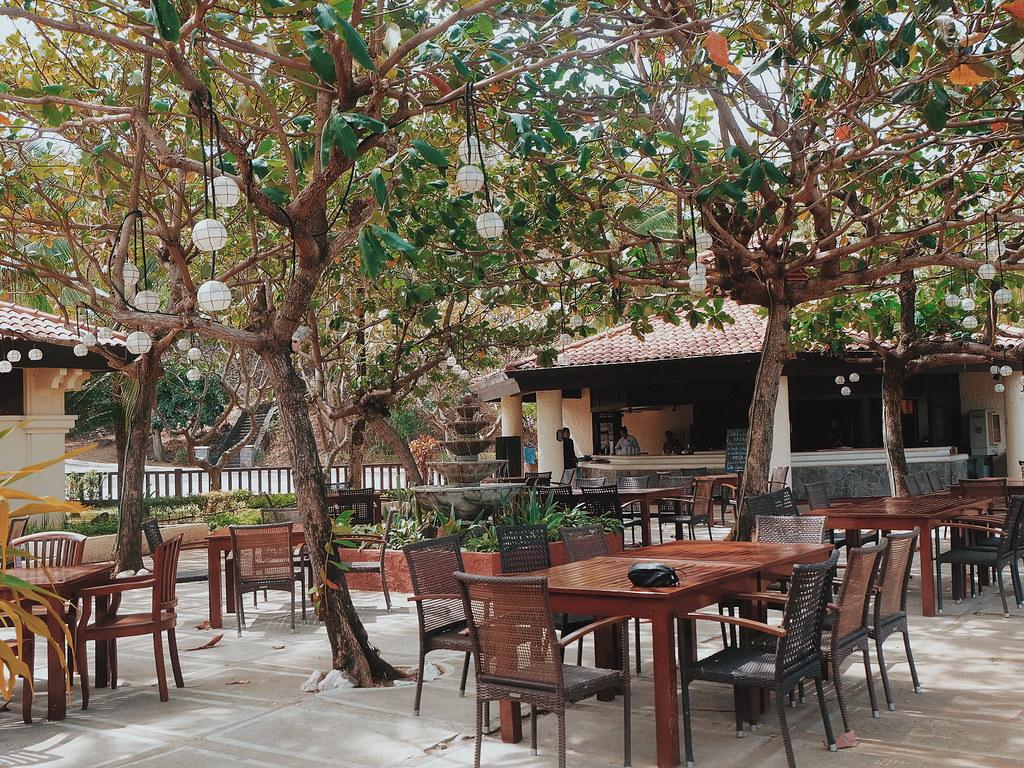 Club Punta Fuego Breakfast Restaurant II Jardineto
