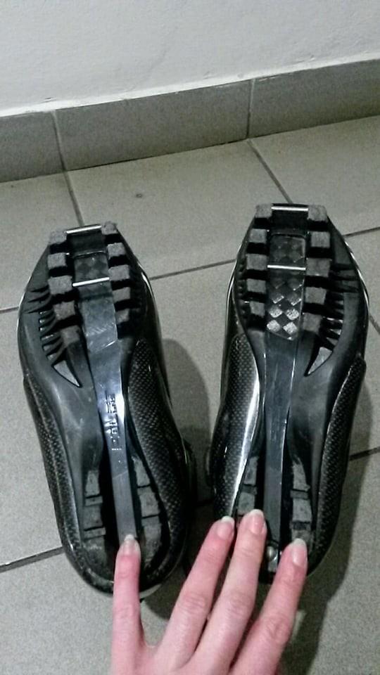 Běžkařské boty - Bazar běžek a běžeckého vybavení - Běžky.net 601238c77d