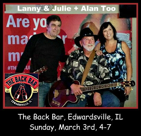 Lanny & Julie + Alan Too 3-3-19