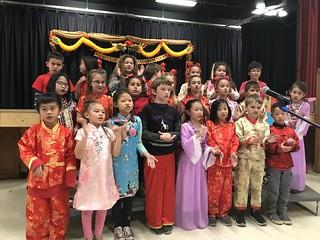 February 22 '19 Fletcher Elementary School New Year Celebration