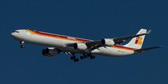 EC-LEU - A340 - Iberia