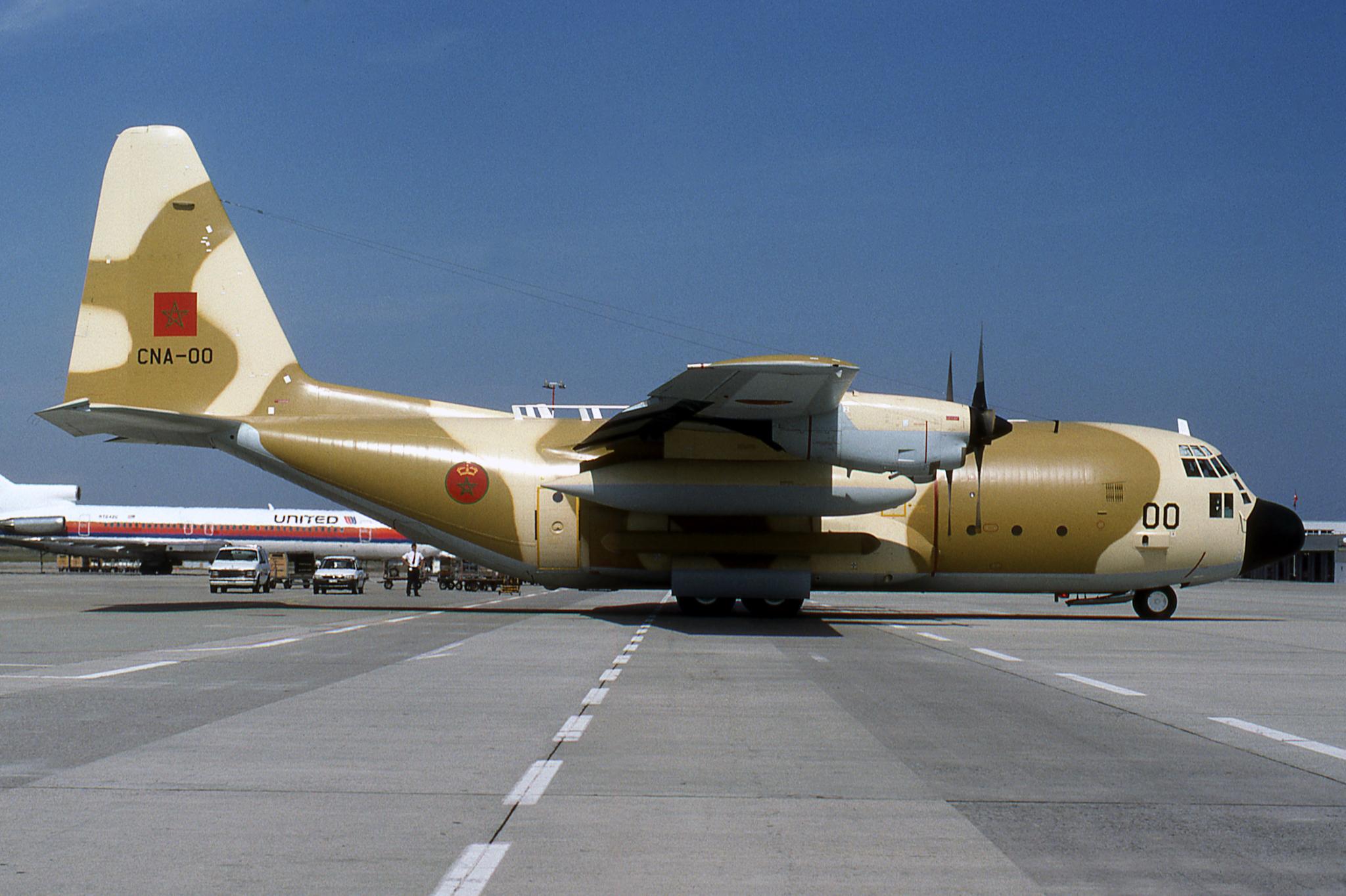 RC-130H SLAR 40431615233_a90b30f927_o