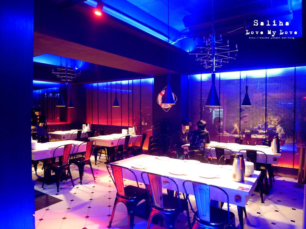台北小巨蛋站南京東路餐廳水貨炭火烤魚麻辣火鍋大份量餐點 (2)