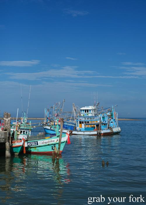 Nam Khem Pier, Khao Lak, Thailand