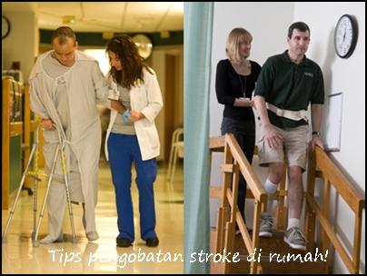 Pengobatan Stroke Ringan Dengan Cara Rumahan