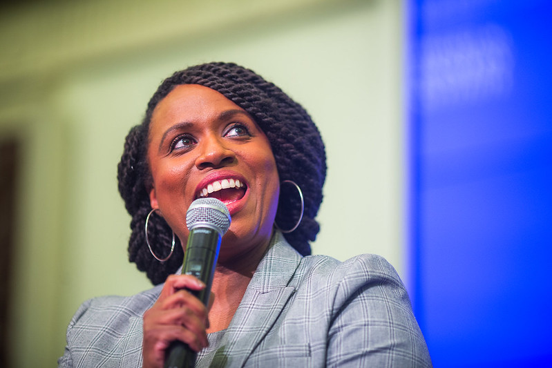 Getting to the Point with Congresswoman-elect Ayanna Pressley