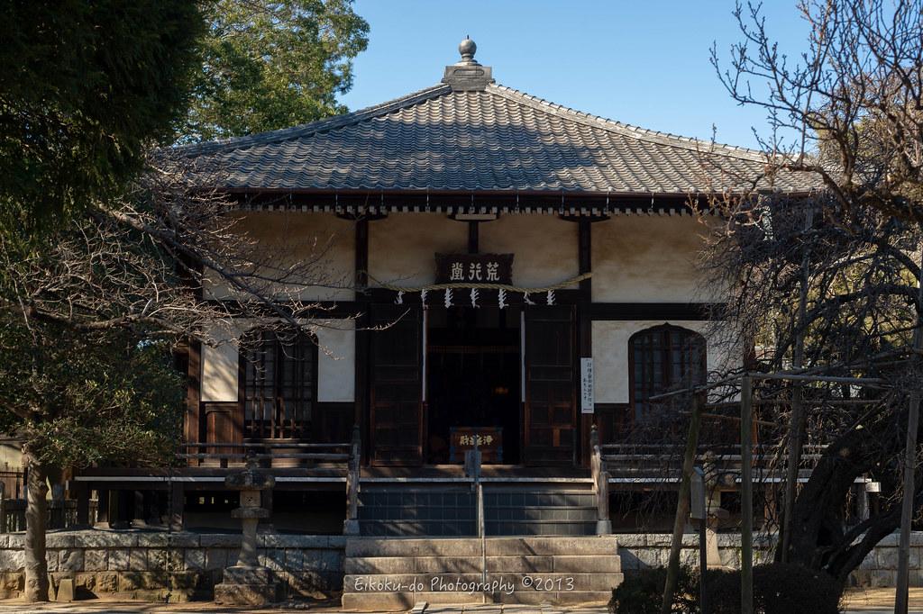 Nakayama Hokekyoji Temple / 中山法華経寺