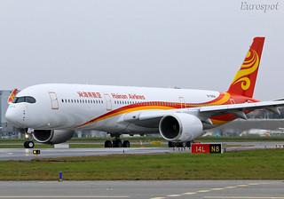 B-305A Airbus A350 Hainan Airlines