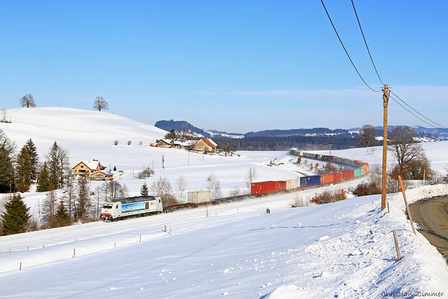 Winterlicher Arlbergumleiter, Canon EOS 7D, Canon EF 24-105mm f/3.5-5.6 IS STM
