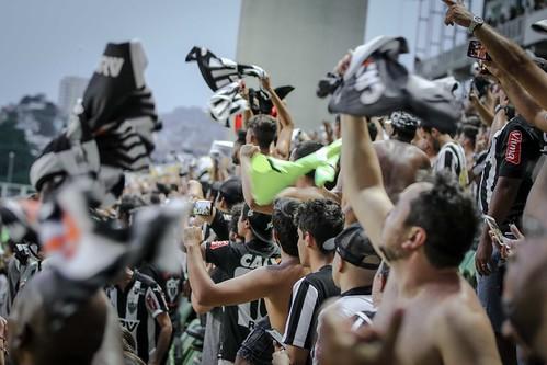 No meio da Massa: Atlético x Danubio - 12.02.2019 Copa Libertadores 2019
