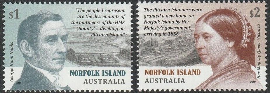 Norfolk Island - Pitcairn Settlement (January 22, 2019)