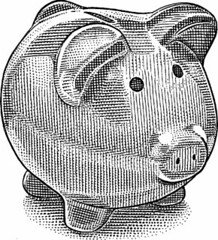 WSJ Piggy Bank