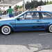 Blue VW Scirocco Mk2