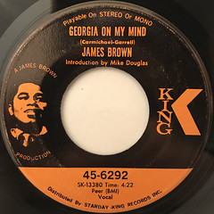 JAMES BROWN:IT'S A NEW DAY(LABEL SIDE-B)