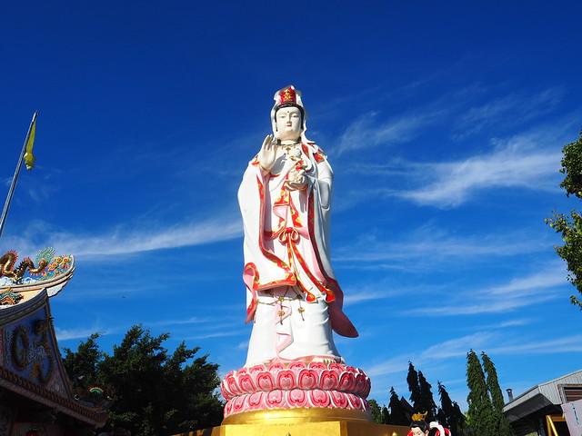 P1020532 Wat Saman Rattanaram(ワット・サマーン・ラッタナーラーム) ピンクガネーシャ バンコク Bangkok ひめごと