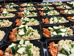 FitEx Meals Buffalo Chicken Mac'n Cheese Prepared Meal