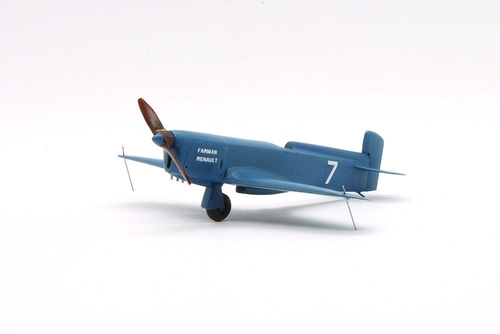 gros moteur et petites ailes... Une petite série de racers... Et un Farman - Page 13 46437767335_368f737aa7_b